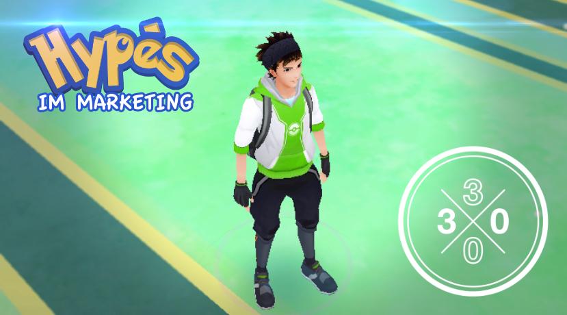 TDUB 3030 Pokémon Go